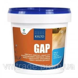 Шпаклевка для паркета, дуб, Киилто (Kiilto GAP) 10 л