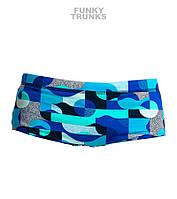New! Хлоростойкие плавки для мальчиков Funky Trunks Sea Spray FT32