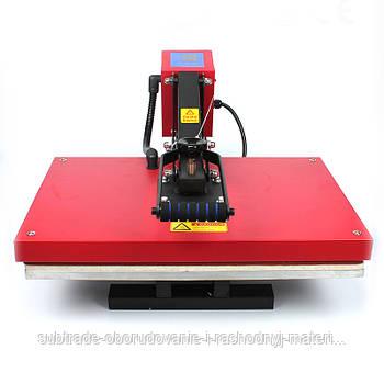 Термопресс планшетный 40*60см (красный)
