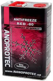 Антифриз нанопротек nanoprotec концентрат -80 4 л.