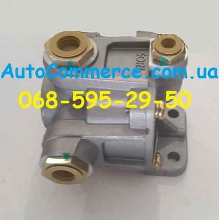 Клапан тормозной воздушный ускорительный FAW 3252 Фав, фото 2