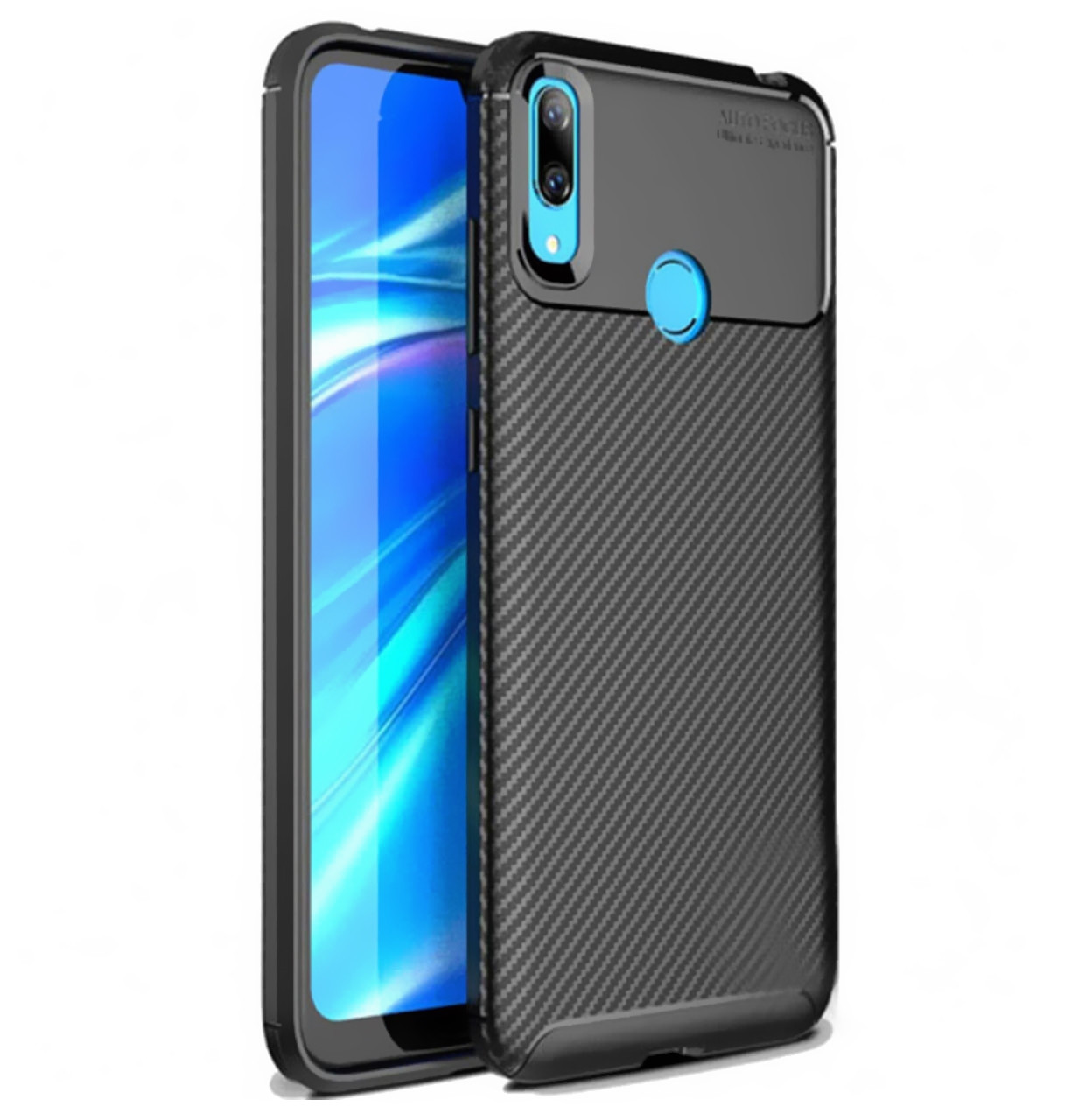 Противоударный TPU чехол Kaisy Series для Samsung Galaxy A40 (2019) SM-A405F Black