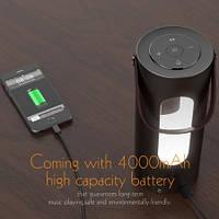 Портативная колонка Bluetooth USB разьём с функцией PowerBank HAVIT HV-M9 , black, фото 1