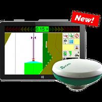 GPS навигатор AgriCAD (Италия) параллельного вождения