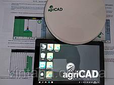 GPS навигатор AgriCAD (Италия) параллельного вождения, фото 2