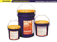 Пенетрон Адмикс. Добавка в бетон для гидроизоляции ведро 8 кг