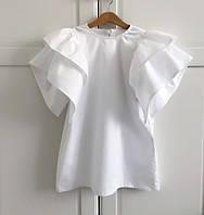 Нарядная блузка для девочки