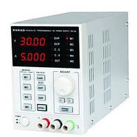 KA3005D Лабораторный блок питания 30B, 5A высокочастотный, линейный, КORAD