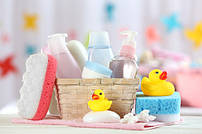 Товари для новороджених