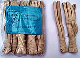 Резинка бельевая ЧЕРНОВЦЫ (4m-10 шт) тесьма эластичная хлопок 100% , фото 3