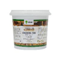 Льняное масло с пчелиным воском OXIDOM-100 (матовое) 1 л