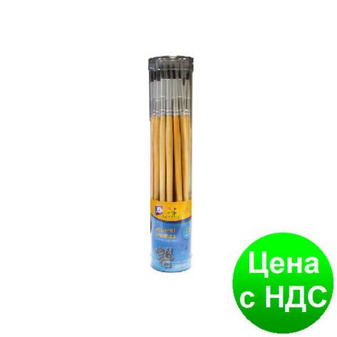 Кисточка для рисования №4, белка CF60814, фото 2