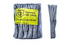 Резинка бельевая ЧЕРНОВЦЫ (4m-10 шт) прошитые, тесьма эластичная полиэстер , фото 3