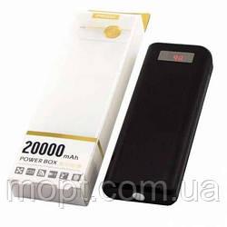Power Bank 20000 Remax Proda блистер Зарядное устройство Аккумулятор MI
