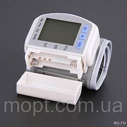 Автоматический тонометр измеритель кровяного давления Blood Pressure Monitor