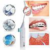 Портативный механический ирригатор Power Floss для дополнительной очистки зубов + ПОДАРОК, фото 3