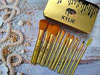 Профессиональный набор кистей Kylie для макияжа