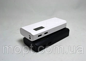 Power Bank S-100 20000 mAh Slim 19/43, внешний Аккумулятор, батарея, Повер банк, Портативный Аккумулятор
