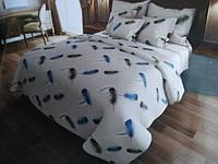 Постельное белье «Перышко» двуспальный размер