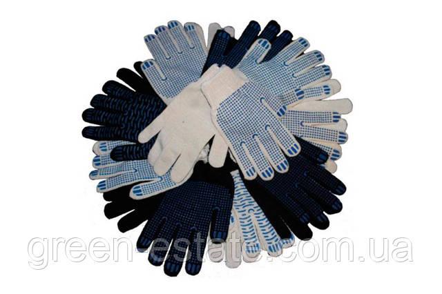 хлопчатобумажные перчатки рабочие