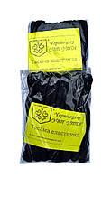 Резинка бельевая ЧЕРНОВЦЫ (4m-10 шт) черные, тесьма эластичная полиэстер.