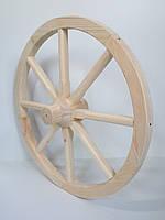 Колесо деревянное от телеги 70 см