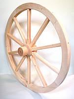 Колесо деревянное от телеги 100 см