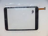 Сенсор (тачскрін) (197*132) 40 pin (MT70821-V3 A-6346A) чорний