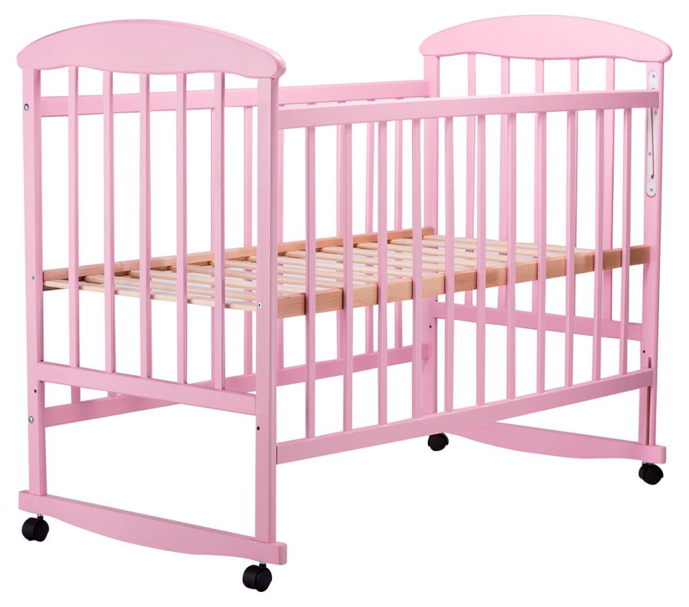 Кровать Наталка ОР  ольха розовая