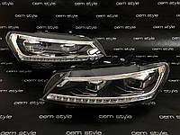 Фары Passat B7 USA  10-15 XENON, фото 1