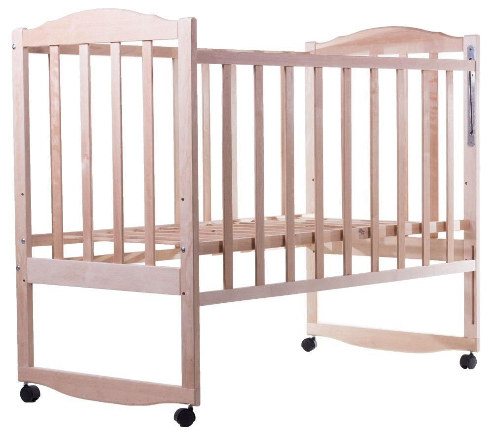 Кровать Babyroom Зайчонок Z100  без лака