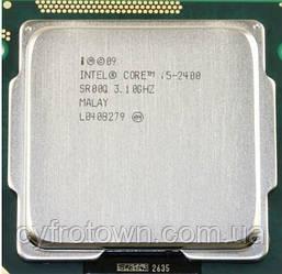 Процесор Intel core i5 2400 4x3.1 GHz 6mb cache s1155