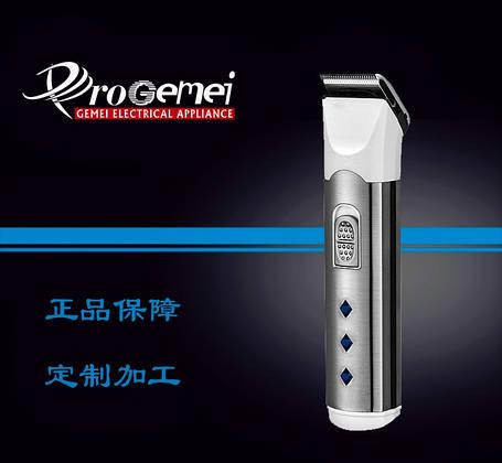 Машинка для стрижки усов и бороды Gemei GM-678, фото 2