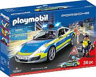 Playmobil 70067 полицейский Porsche 911 Carrera