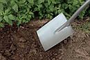 Лопата штыковая с закругленным лезвием Fiskars Ergonomic (1001411) (131400), Финляндия, фото 4