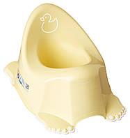Горшок Tega Duck DK-001 нескользящий 132 light yellow