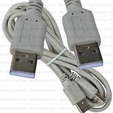 Шнуры компьютерные USB-USB