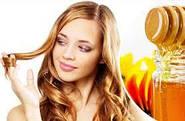 Польза меда для ухода за волосами