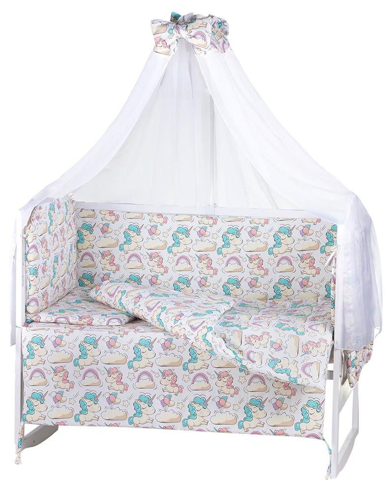 Детская постель Babyroom Comfort-08 белый