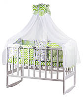 Детская постель Babyroom Bortiki lux-08 stars, фото 1
