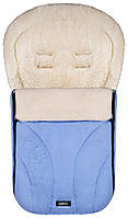 Зимний конверт Womar (Zaffiro) №25 с вышивкой  голубой