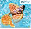 Надувной плот Апельсин Intex, 178x85 см., фото 3