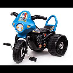 Детский велосипед Трицикл 4142 Полиция каталка Технок