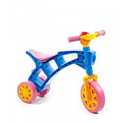 Детский Ролоцикл 3220 Технок каталка велосипед без педалей