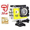 Экшн камера Sports Cam 720p 2' экран A7 Action camera водонепроницаемый бокс А 7 Waterproof 30m, фото 3
