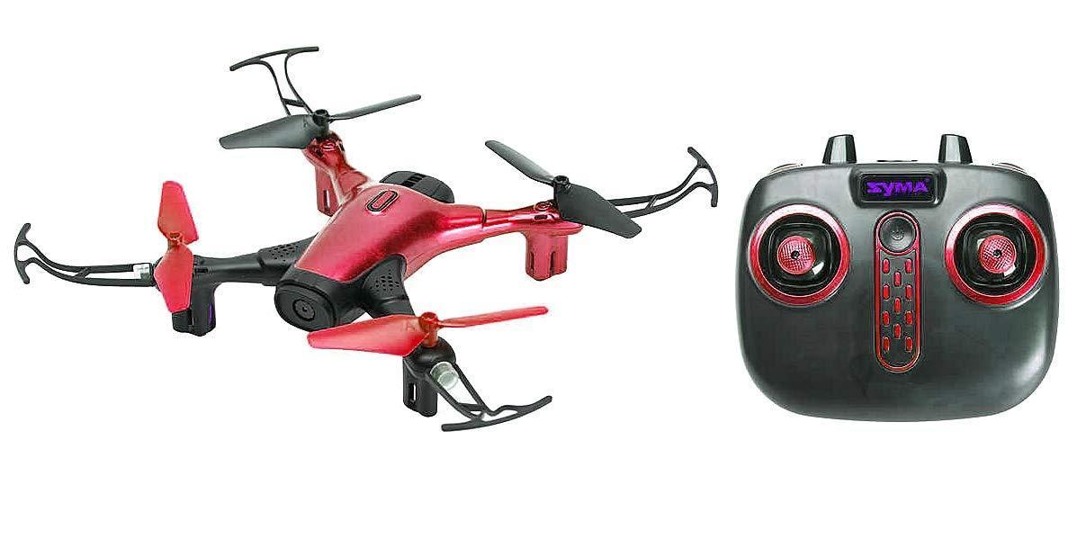 Квадрокоптер SYMA  Sky Phantom FPV 720P HD Wi-Fi камера  бонус-батарея