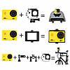 Экшн камера F88 WiFi 4K, Action Camera  (аналог GoPro), фото 5