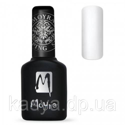 Лаки для фольги Moyra (Foil Polish For Stamping) №02, 12 мл