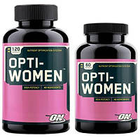 Opti Women (Опти Вумен) витамины Optimum Nutrition - Opti Women - 60 капсул