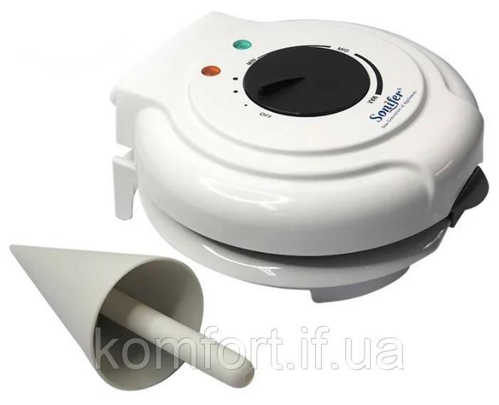 Вафельница для тонких вафель, рожков, трубочек Sonifer SF-6034 с регулировкой мощности